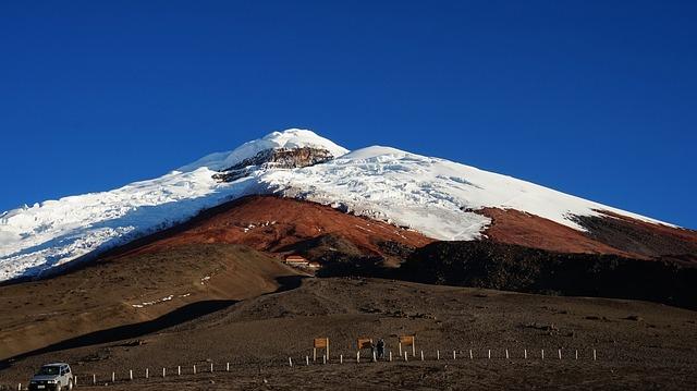 Backpacking in Ecuador - Besteigung des Cotopaxi Vulkan